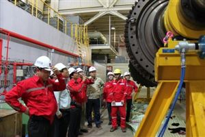 Mua sắm vật tư thay thế, dự phòng và dịch vụ hướng dẫn , kiểm tra, giám sát, đánh giá chất lượng công tác bảo dưỡng sửa chữa hệ thống nén khí Nhà máy nhiệt điện Vũng Áng 1