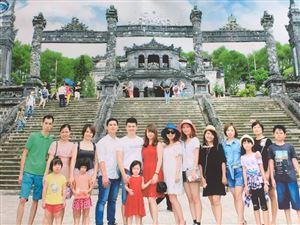 Tham quan du lịch hè năm 2017: Hà nội - Hội an - Huế